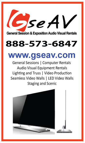 GSE AV Chicago Audio Visual Equipment Rentals