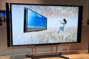 "GSE AudioVisual rents Sony 84"" Bravia 4K TVs"